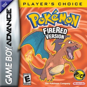 Pokémon Fire Red