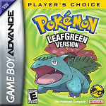 Pokémon Leaf Green