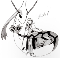 Wallace a Milotic